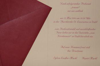 schöne Grüße schreiben - Wünsche zur Hochzeit und Geburtstag