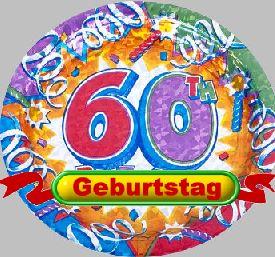 Glueckwunsch 60 Geburtstag Text Karten