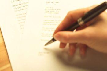 Musterbriefe Vorlagen Schreiben