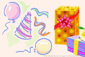 witziger SMS Spruch Geburtstag kostenlos