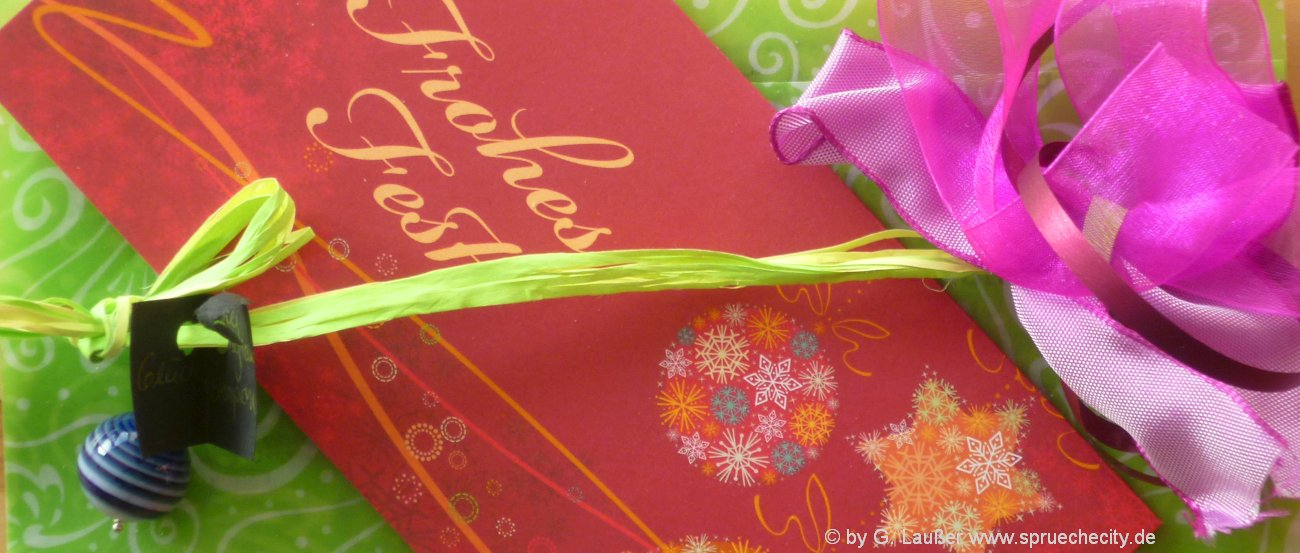 kleine Geschenkideen und kreative Aufmerksamkeiten